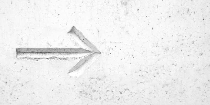 Pfeil, der nach rechts zeigt und interne Links symbolisiert.